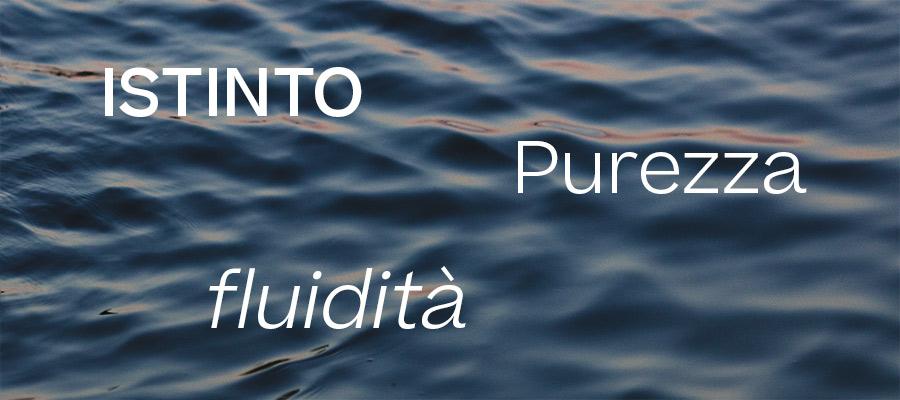 istinto purezza fluidità